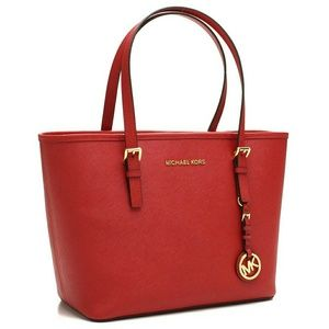 Michael Kors Jet Set travel tote Small